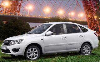 Новые комплектации Lada Granta Liftback