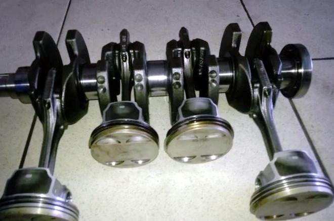 ШПГ двигателей 21129, 21179