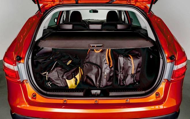 Просторный багажник